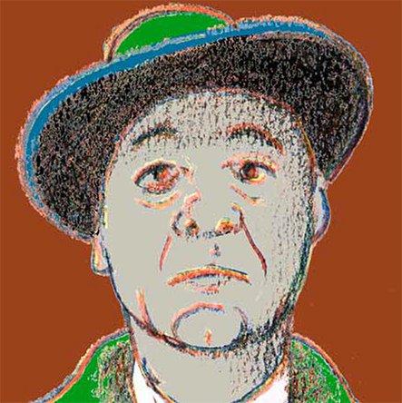KILLER - Ionesco Portrait - Glaser