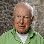 Peter Brook. Photo by Colm Hogan 150x150