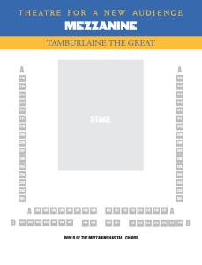 Tamburlaine seating chart_MEZZ_12.5-01