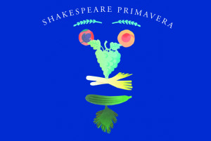 Shakespeare Primavera graphic